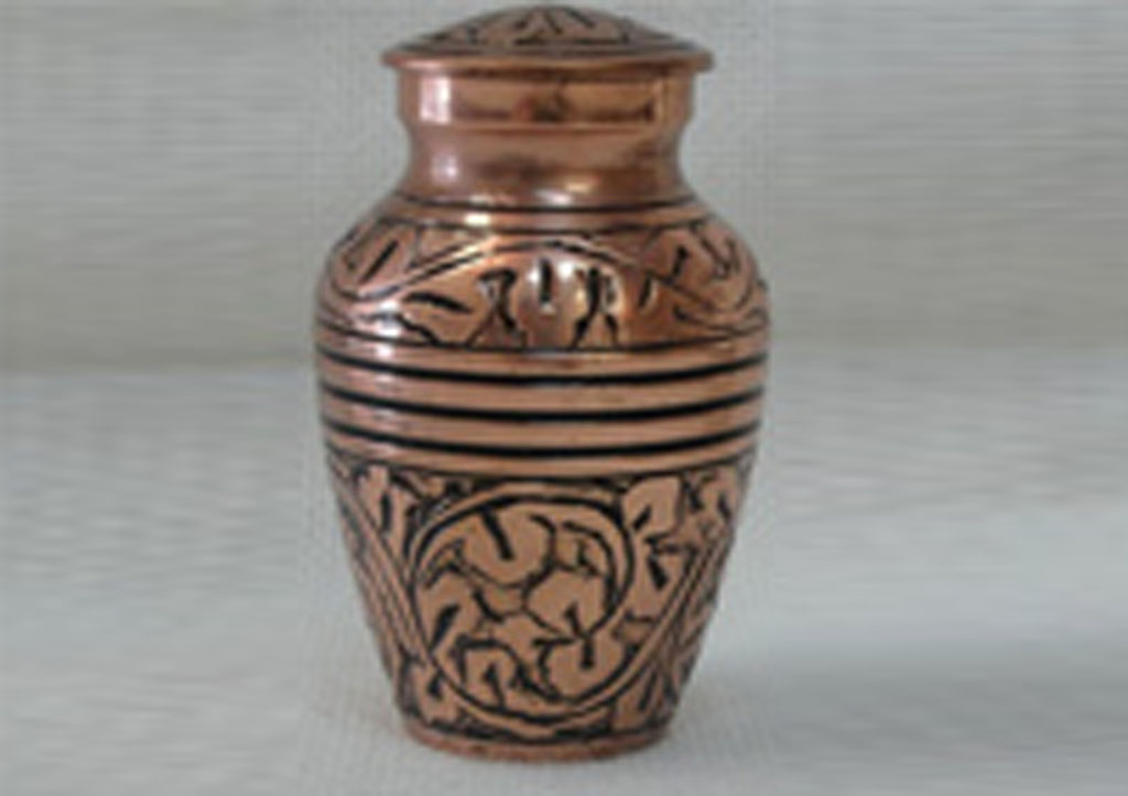 Copper Oak Keepsake