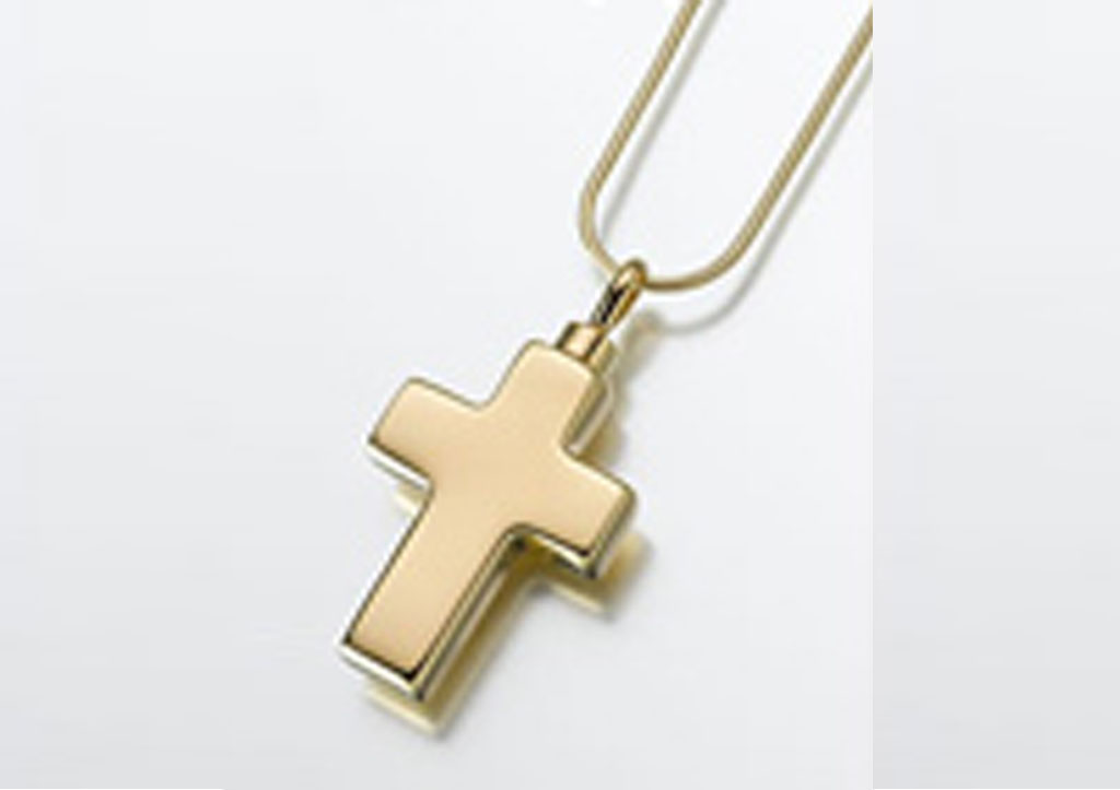 Cross - Large - Gold #101GV