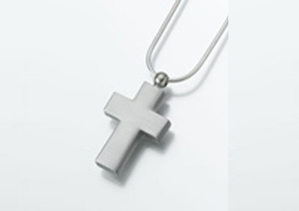 Cross - Large - Pewter #112PT