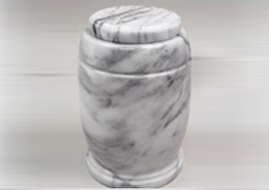 Purity Marble Urn