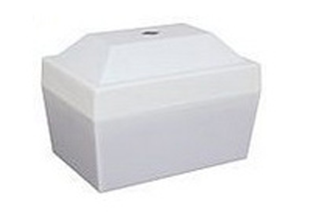 Ultimate Urn Vault - White